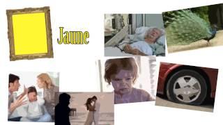 JPM 4 - La Signification des Couleurs (blanc, jaune, vert)