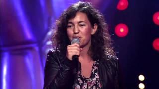 Vanessa Almeida zingt 'Dernière Danse' (Indila) | Blind Audition | The Voice van Vlaanderen | VTM Video