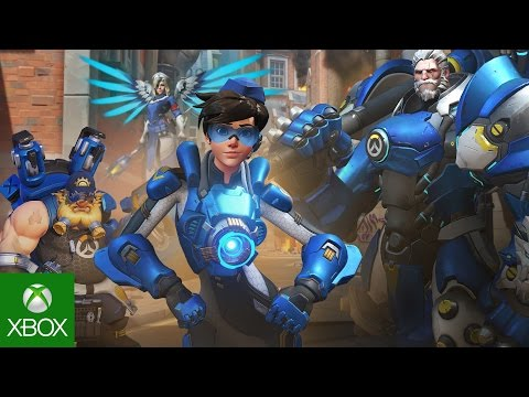 Welcome to Overwatch Uprising! | Xbox One