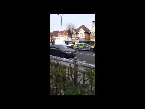 Fatal Crash In Stamford Hill After Police Chase