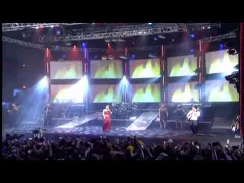 DVD Banda Calypso Pelo Brasil - Completo (Editado por ordem de gravação)
