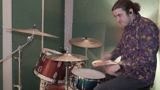 Eric Murphy | James Morrison- A Brighter Kind Of Love (Drum Cover)