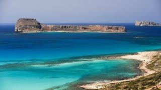 Balos & Gramvousa - Raj na Krecie (Grecja) / Paradise of Crete (Greece)(Laguna Balos (Μπάλο / ΜΠΑΛΟΣ) i wyspa Gramvousa (Γραμβούσα / ΓΡΑΜΒΟΥΣΑ) to bez wątpienia jedne z najpiękniejszych miejsc na Krecie i koniecznie ..., 2013-11-14T00:08:36.000Z)