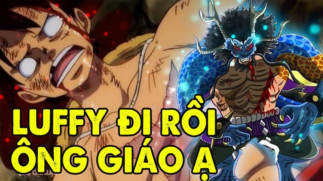 [ One Piece 1013 ] Luffy Rơi Xuống Biển, Kaido Tuyên Bố Chiến Thắng