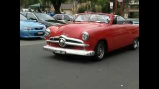 FORD STAR COUPE 1949 CRUISIN