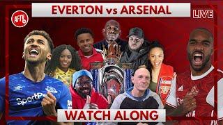 Everton vs Arsenal | Watch Along Live