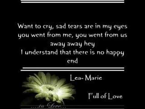 Lea Marie - Full of Love (Lyric)