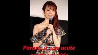AKB48 of Paruru that Haruka Shimazaki 21 days, appeared on the firs...