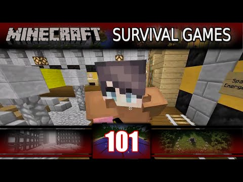 Minecraft - Survival Games - ДНЕС Е ДЕНЯТ! (Minecraft PVP)