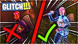 'GLITCH'!! BOIRE A POTION IN 0.5sec on FORTNITE Battle Royale!! 'NEW MAJ 3.6'