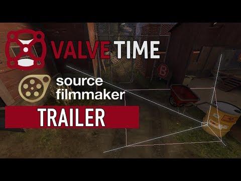 Introducing the Source Filmmaker
