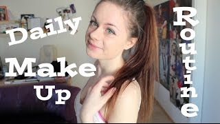♡ Daily Make-Up Routine ♡ Thumbnail
