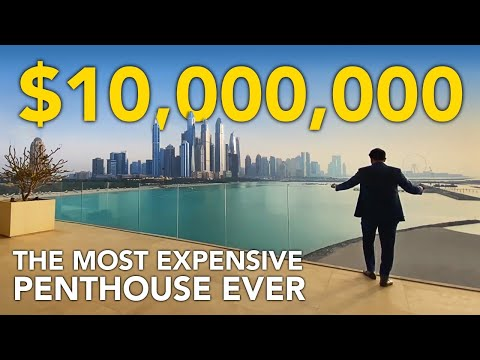 THE MOST EXPENSIVE PENTHOUSE EVER IN DUBAI: One Palm by Omniyat at Palm Jumeirah 2020