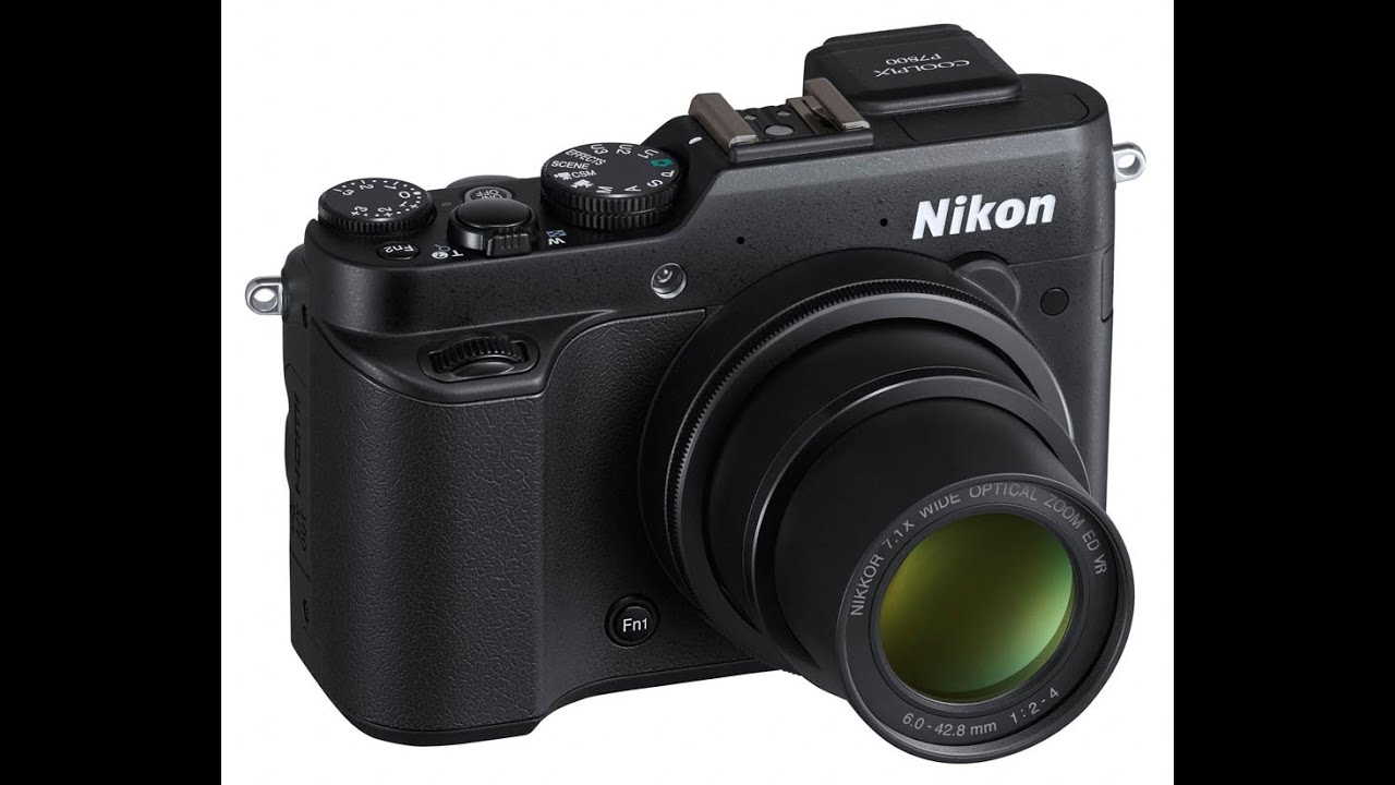 Nikon Coolpix P7800122 Mp Cmos Image Sensorcapture 180 360 8 Megapixel Imaging Sensor Panoramas1080p Full Hd Video