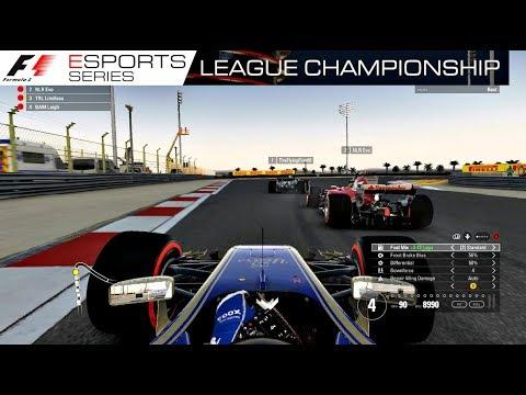 F1 ESPORTS - ROUND 2 - BAHRAIN (HIGHLIGHTS)