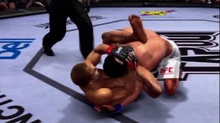 UFC Undisputed 2010 (PS3 PSP X360) - Combat System trailer