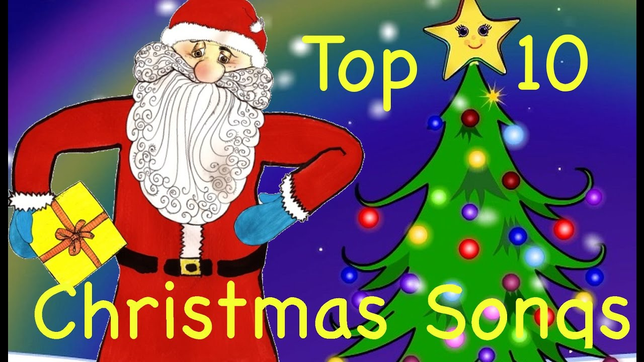 Top 10 Best Christmas Songs for Kids & all the Family | with Xmas ...