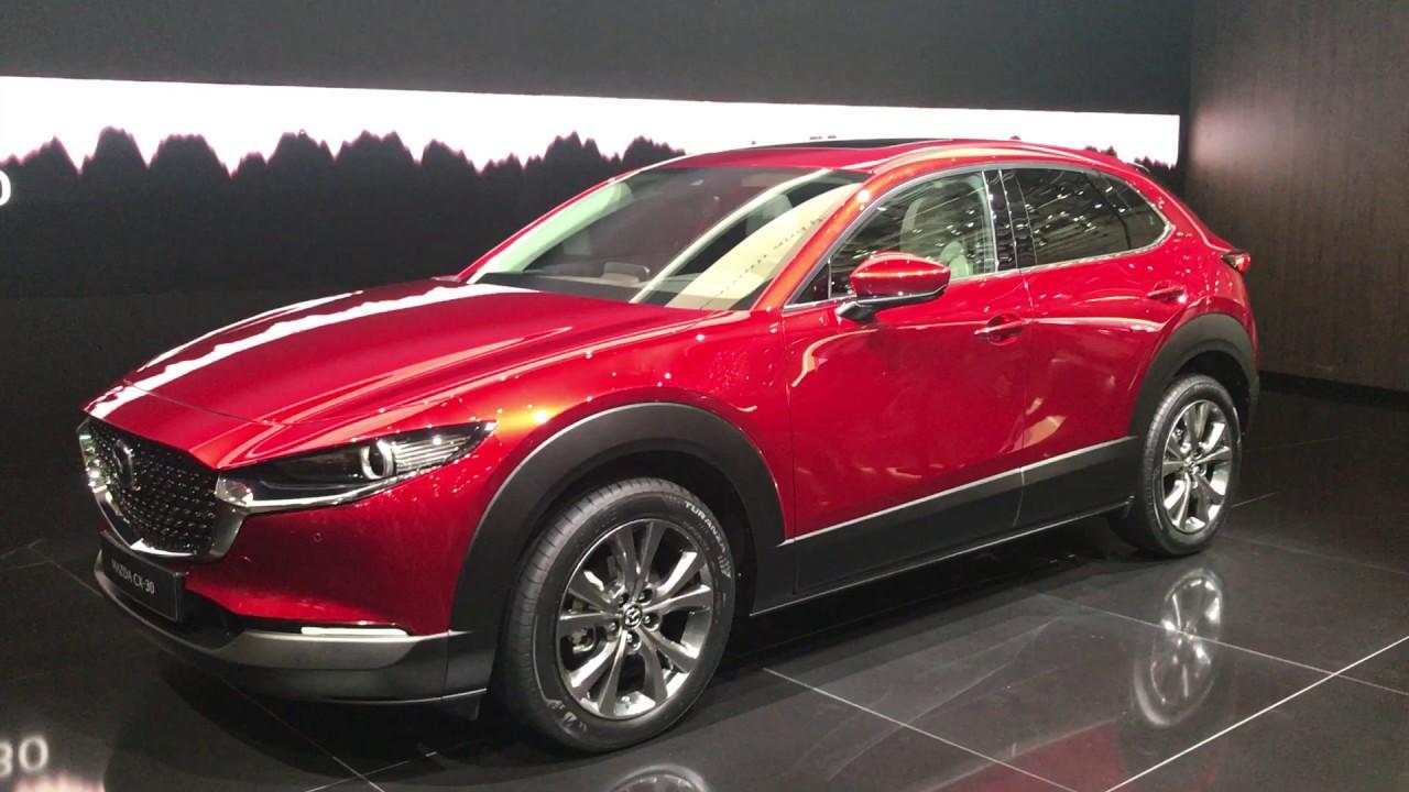 Mazda CX-30 くるっと1周 - YouTube