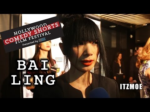 Bai Ling Interview - 2017 Hollywood Comedy Shorts Film Festival