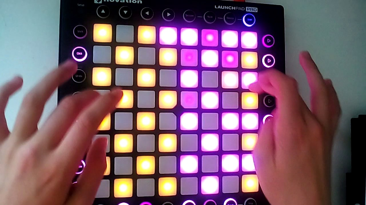 OMFG - Hello \\ Launchpad PRO Cover