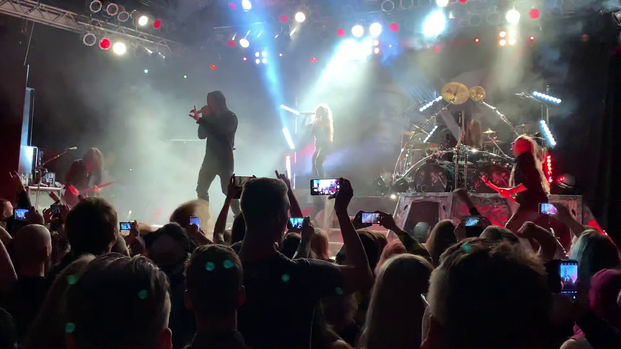95fde0e7db Kamelot - March of Mephisto (feat. Lauren Hart), Live at Tampere ...