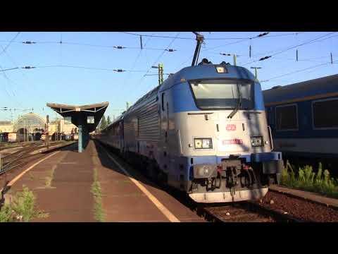 Nemzetközi vonatok indulnak Budapestről / International trains are departing from Budapest