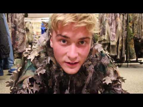 Vlog: 6 | Hunting In Dick's Sporting Goods