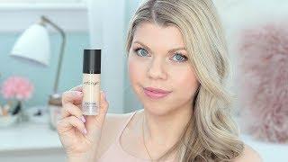 Antonym Cosmetics Skin Esteem Foundation Review, Demo, New Brow Pencil, & More!