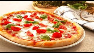 Пицца на сковороде за 5 минут! Без выпечки. Жидкое тесто без дрожжей!