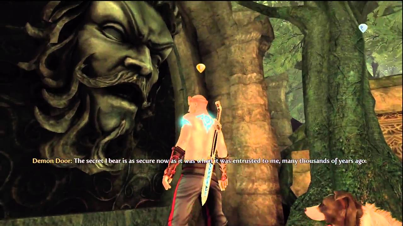 & Fable 3 Sunset House Demon Door Guide 1 Million Gold - YouTube