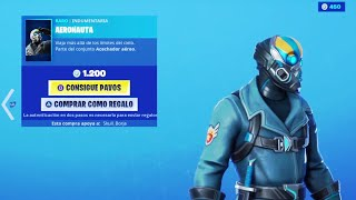 THE *NEW STORE* OF FORTNITE TODAY 10 SEPTEMBER *NEW SKIN* THE PRIME OF THE AIR TALKer 😂❤