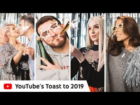 YouTube's Toast to
