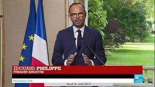 Video REPLAY - Réforme du Travail : Les explications du Premier ministre Edouard Philippe download MP3, 3GP, MP4, WEBM, AVI, FLV Oktober 2017