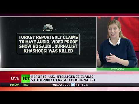 Turkey has evidence of Saudi journalist's torture, murder – reports