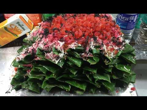Places To Visit In Mumbai |Girgaon Chowpatty Street Food | Mumbai Street Food