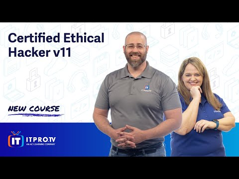 New Course | Certified Ethical Hacker (CEHv11)