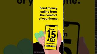 Send money online from the comfort of home with Western Union.