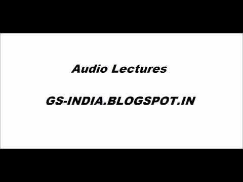 Article 1 to 4 of Indian Constitution Audio Lecture