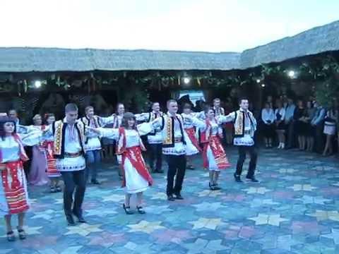 balli moldavi tradizionali