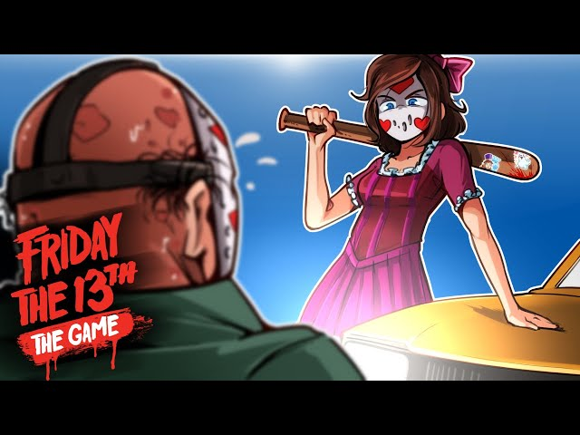 Friday the 13th - I'M BACK IN THE GAME!!!!! (Jason is going down)