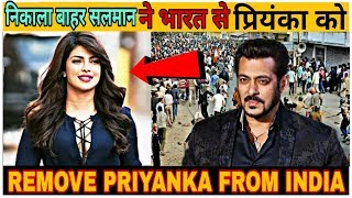 Priyanka Chopra Will Lose Salman Khan's Bharat Because of Quantico Controversy?