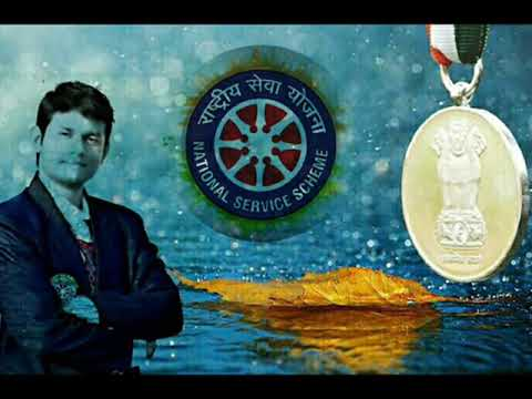NSS Yuva Geet by Deepesh Kumar Ahirwar