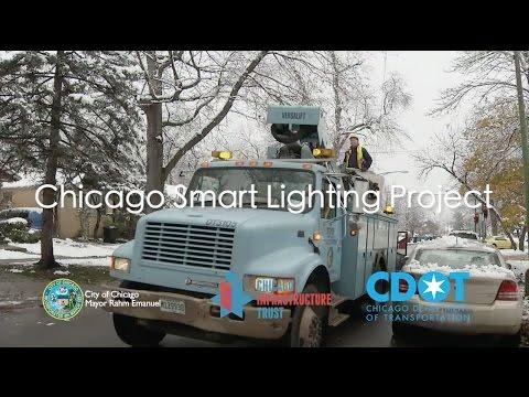 Chicago Smart Lighting Demonstration