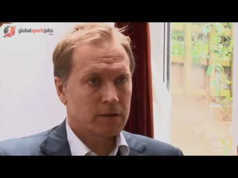 John Scales, Business Entrepreneur, talks about becoming a sports businessman - part 2