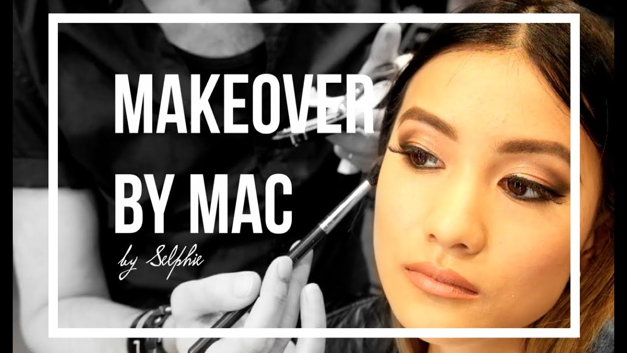Makeover by MAC Cosmetics - YouTube