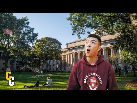 What MIT Campus Looks Like Inside | MIT Campus Tour
