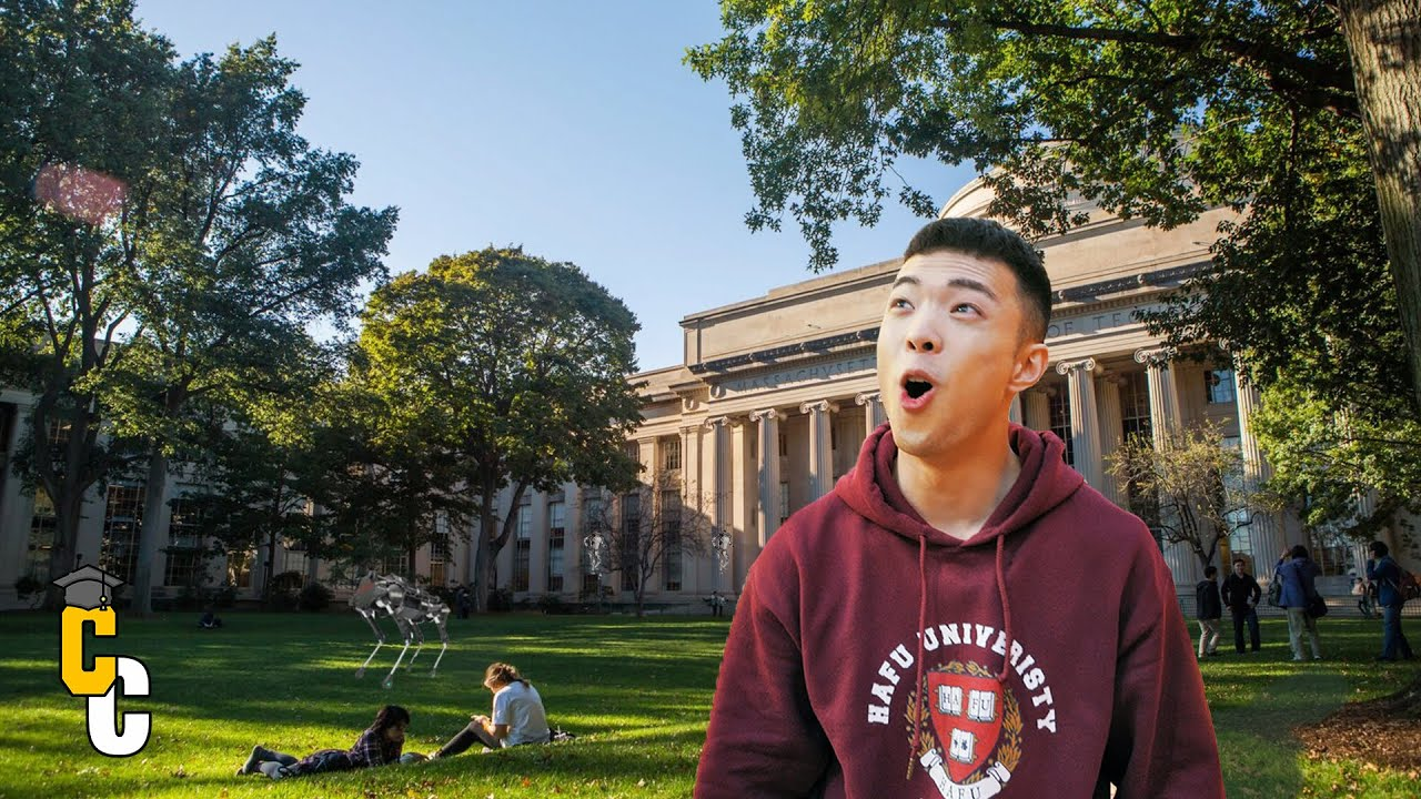 Download What MIT Campus Looks Like Inside | MIT Campus Tour