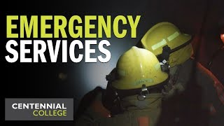 Emergency Services and Public Safety Programs at Centennial College