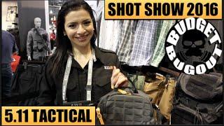 5 11 tactical new gear bags tactical pants   shot show 2016