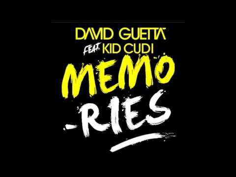David Guetta feat. Kid Cudi - Memories (Extended version)